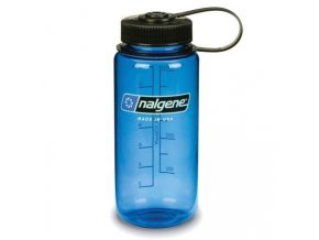 NALGENE - láhev na pití Wide Mouth 500 ml Blue