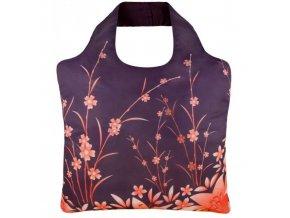 ECOZZ nákupní taška Flowers 1