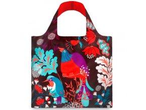 LOQI - skládací nákupní taška Bird