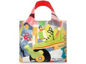 LOQI - skládací nákupní taška Everything by Michael Arnold