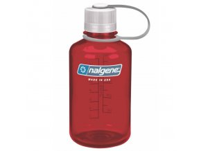 NALGENE - láhev na pití Narrow Mouth 500 ml Outdoor Red