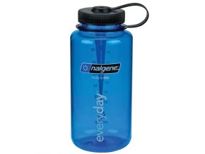 NALGENE - láhev na pití Wide Mouth 1000 ml Blue