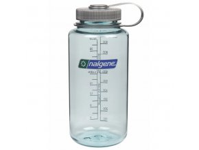 NALGENE - láhev na pití Wide Mouth 1000 ml Seafoam