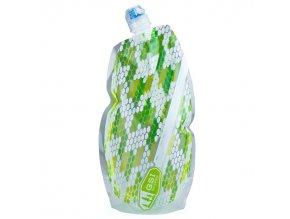 GSI - outdoorová láhev H2O Lite 1000 ml green leaf