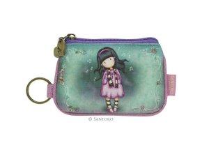 SANTORO - malá peněženka Little Song
