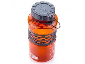 GSI - outdoorová láhev Infinity 1000 ml oranžová