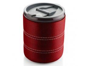 GSI - outdoorový hrnek Infinity Backpacker Mug 500 ml red