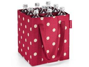Reisenthel taška na lahve Bottlebag Ruby Dots