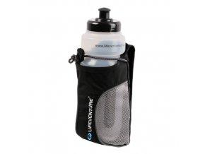 LifeVenture - Mesh Bottle Pouch - pouzdro na láhev + láhev