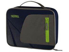 Thermos - termotaška na oběd či svačinu modrá