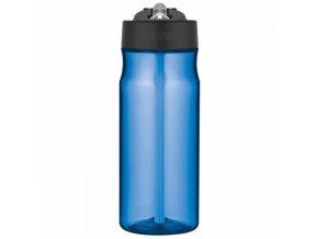 Thermos - hydratační láhev s brčkem 530 ml světle modrá