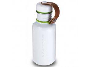 BLACK-BLUM nerezová lahev na vodu 500 ml bílá