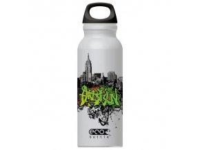ECO Bottle lahev Street Art 650 ml