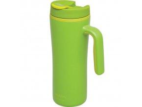 Aladdin - termohrnek s uchem Recycled & Recyclable Flip-Seal 350 ml limetkový