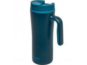 Aladdin - termohrnek s uchem Recycled & Recyclable Flip-Seal 350 ml petrolejový