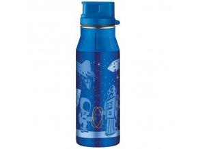 Alfi - nerezová lahev na pití II Space robots 600 ml