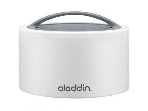 Aladdin - termobox na oběd BENTO 350 ml bílý design