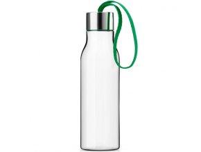 Eva Solo - láhev na pití se zeleným poutkem 500 ml