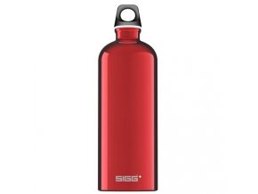 Lahev SIGG Traveller Red 1000 ml