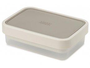 Joseph Joseph - lunch box na jídlo GoEat šedý