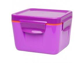 Aladdin - termobox na jídlo 700 ml fialový