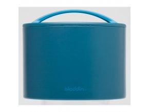 Aladdin - termobox na oběd Bento 600 ml petrolejový