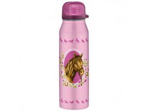Alfi - inteligentní termoska II Horses pink 500 ml