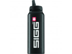 Lahev SIGG NAT Siggnificant Black 1000 ml
