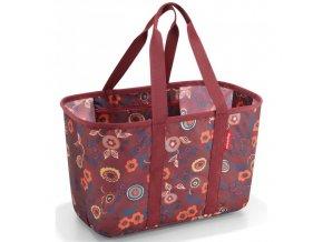 Reisenthel - nákupní košík MINI MAXI BASKET Berry Dark Ruby
