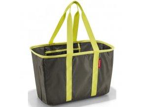 Reisenthel - nákupní košík MINI MAXI BASKET Dark Olive