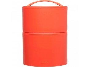 Aladdin - termobox na oběd BENTO 950 ml červený