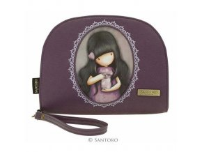 Santoro - taška Embossed Clutch Bag - We Can All Shine