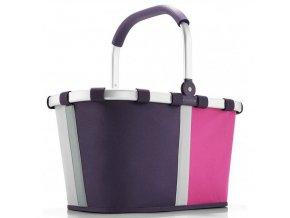 Reisenthel - nákupní košík Carrybag Patchwork Magenta