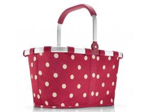 Reisenthel - nákupní košík Carrybag Ruby Dots