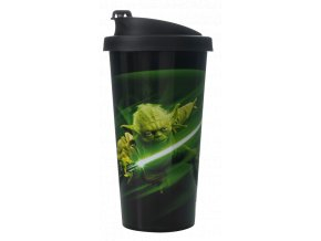Star Wars termohrnek To Go Cup - Yoda
