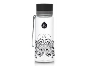 EQUA - láhev na vodu Black Lace 0,6 l