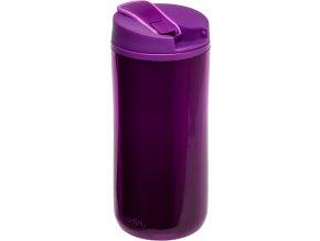 Aladdin - termohrnek Flip-Seal fialový 350 ml