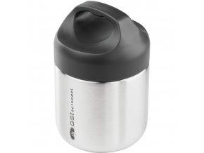 GSI termoska na jídlo TIFFIN 266 ml stříbrmá