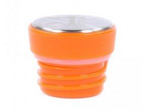 24Bottles - náhradní víčko Urban Bottle oranžové
