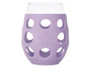 Lifefactory sklenice 325ml 2ks lilac
