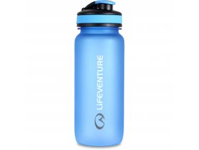 Lifeventure lahev na vodu Tritan Bottle 650ml Blue modrá