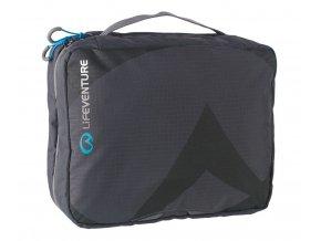 Lifeventure - taška na hygienické potřeby Wash Bag grey small