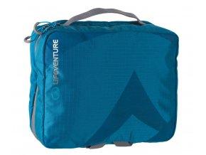 Lifeventure - taška na hygienické potřeby Wash Bag petrol small