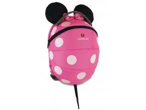 LittleLife Disney batoh Big Daysack Pink Minnie