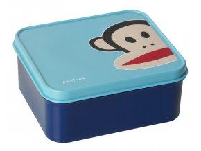 Paul Frank svačinový box modrý