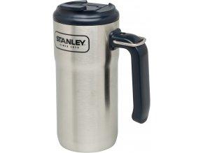 Stanley - nerezový termohrnek Adventure 473 ml nerez