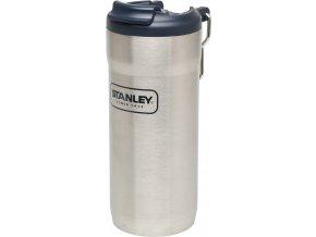 Stanley - nerezový termohrnek Adventure 470 ml se zámkem