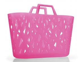 Reisenthel - nákupní košík NESTBASKET růžový