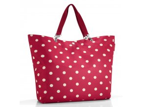 Reisenthel - taška ( plážová ) Shopper XL Ruby Dots