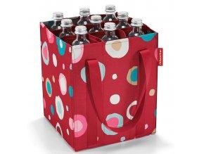 Reisenthel taška na lahve Bottlebag Funky dots 2